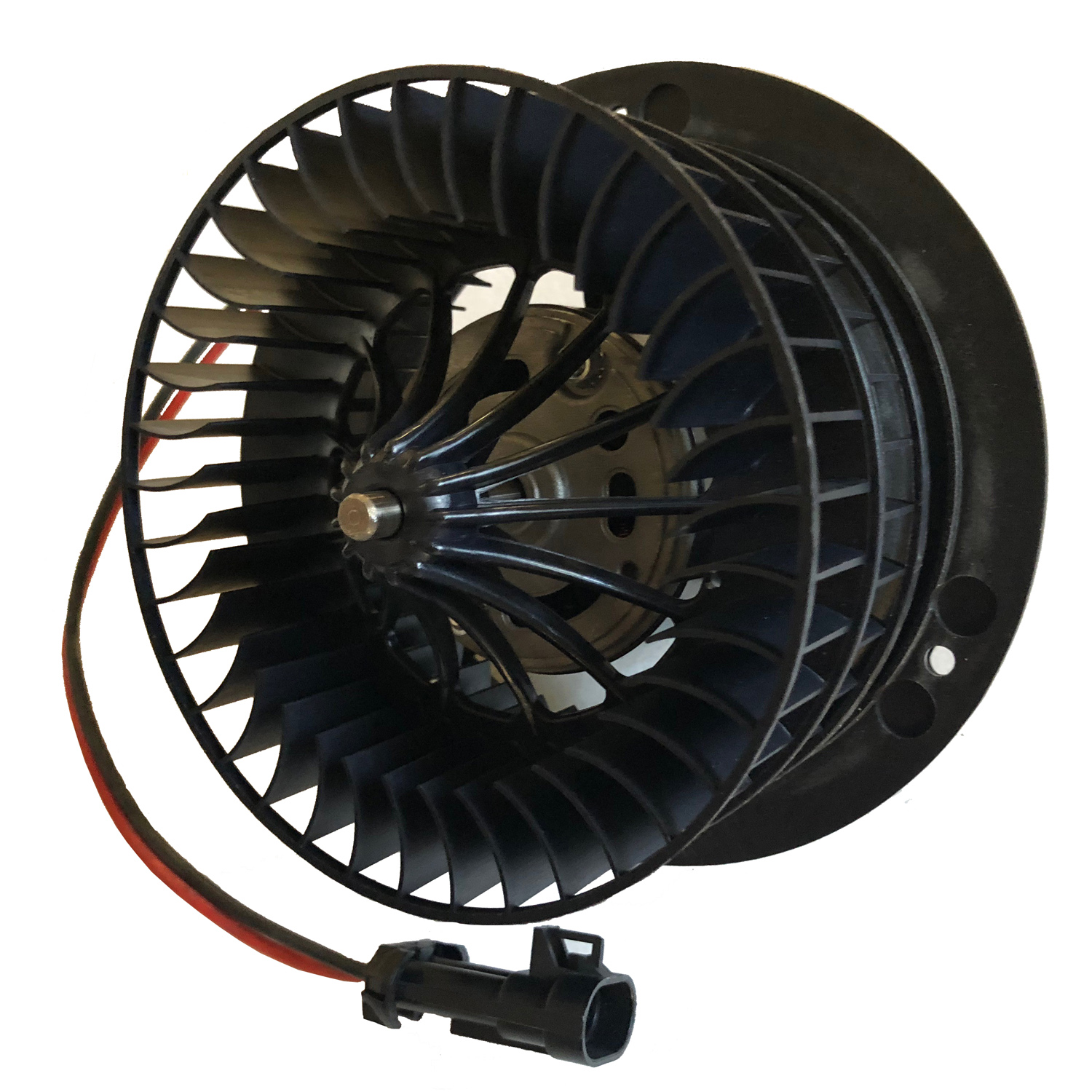 Blower Motor AC BM-7410 Freightliner FLD-120 & Classic-Long Cable