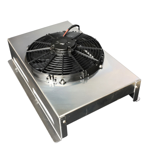 Thermo King Tripac APU AC Condenser Base+ Fan